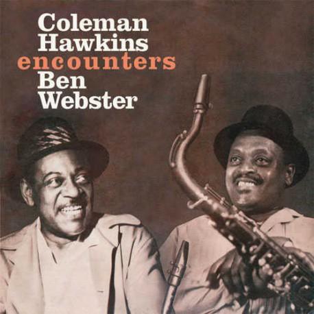 Encounters Ben Webster - 180 Gram