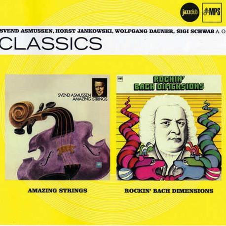 Amazing Strings + Rockin` Bach Dimensions
