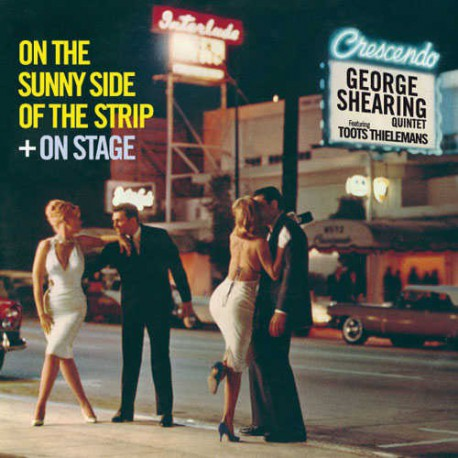 On the Sunny Side of the Strip + on Stage