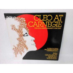 Cleo at Carnegie. the 10Th Anniversary Concert 2Lp