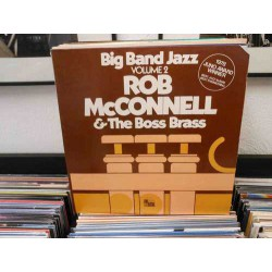 Big Band Jazz Vol. 2 w/ the Boss Brass