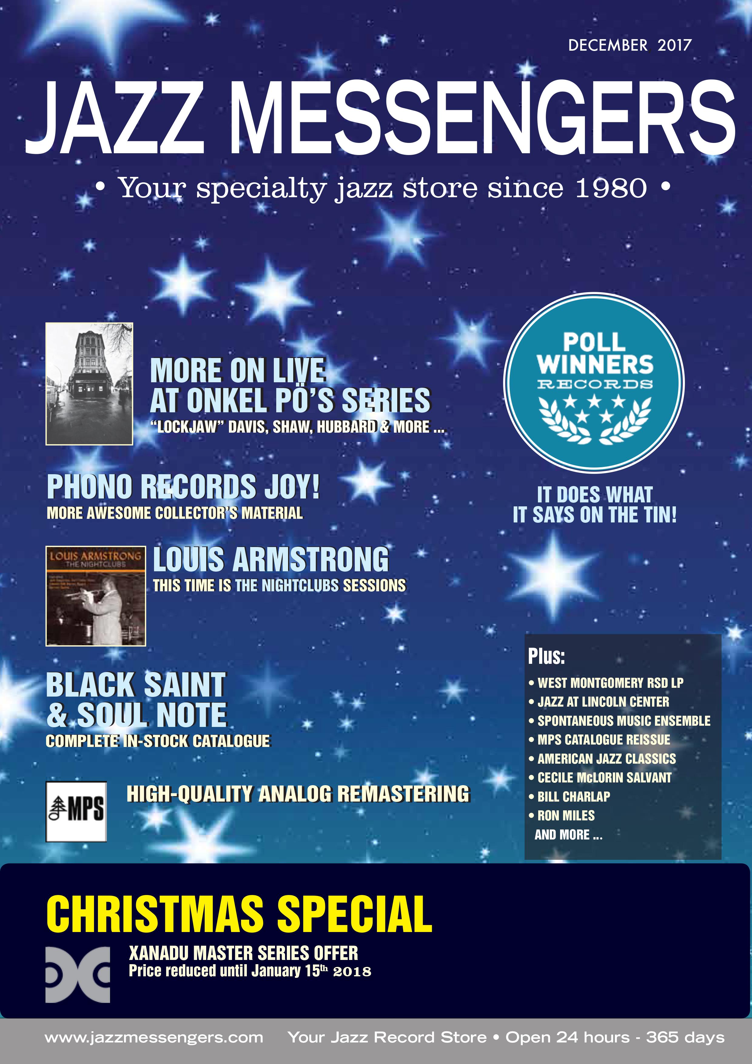 Jazz Messengers · December 2017