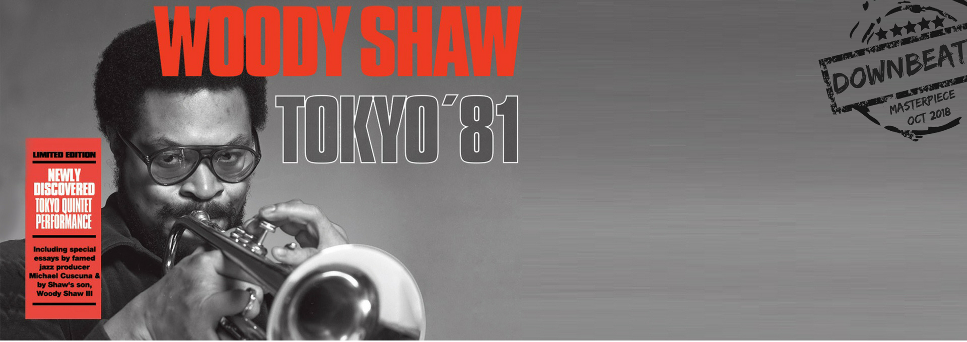 Woody Shaw Quintet in Tokyo 1981
