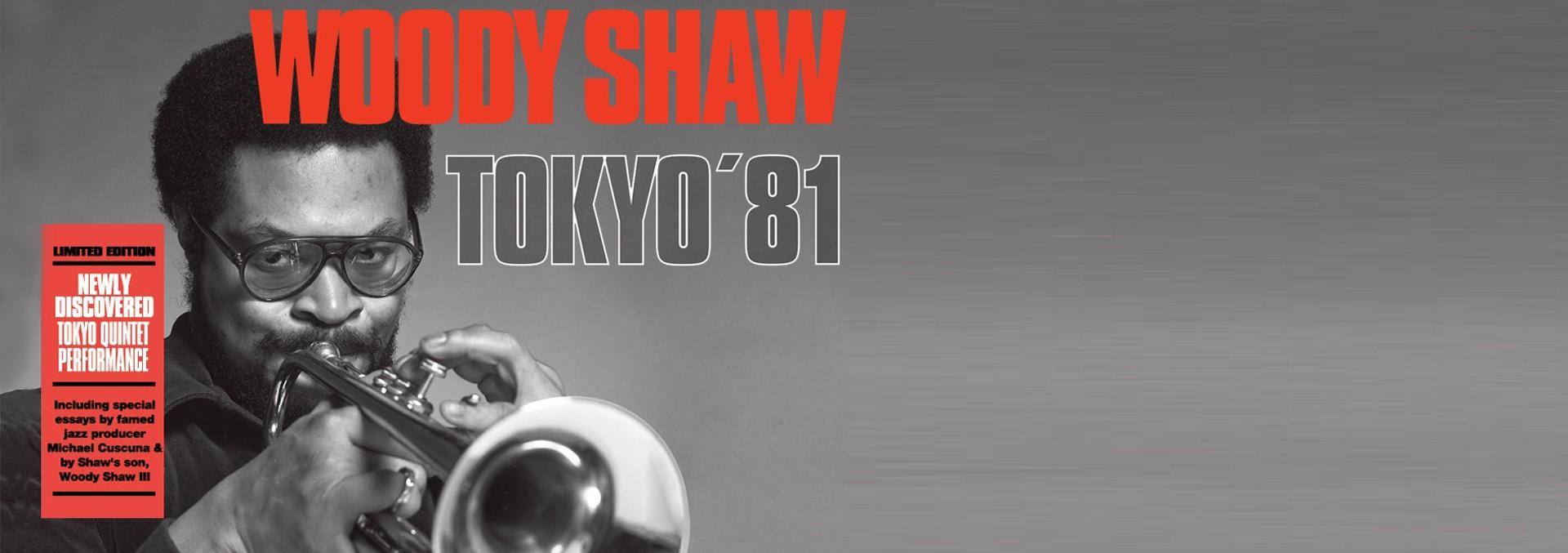 Woody Shaw Quintet in Tokyo 1981
