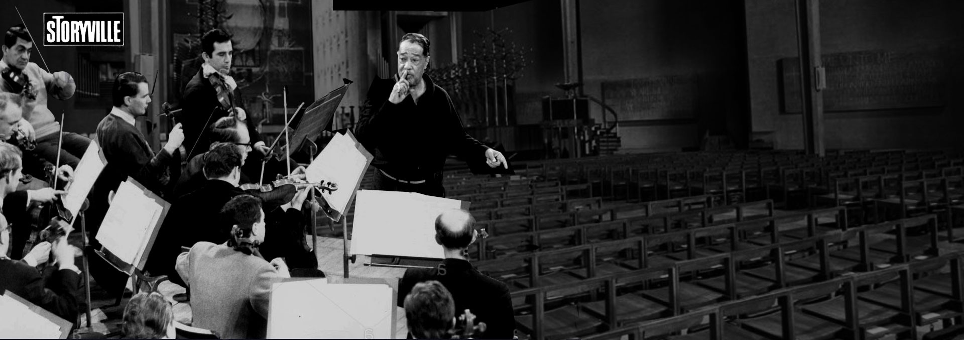 Duke Ellington In Coventry 1966