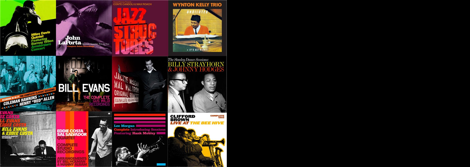 COLLECTOR'S JAZZ CD EDITIONS ON SALE