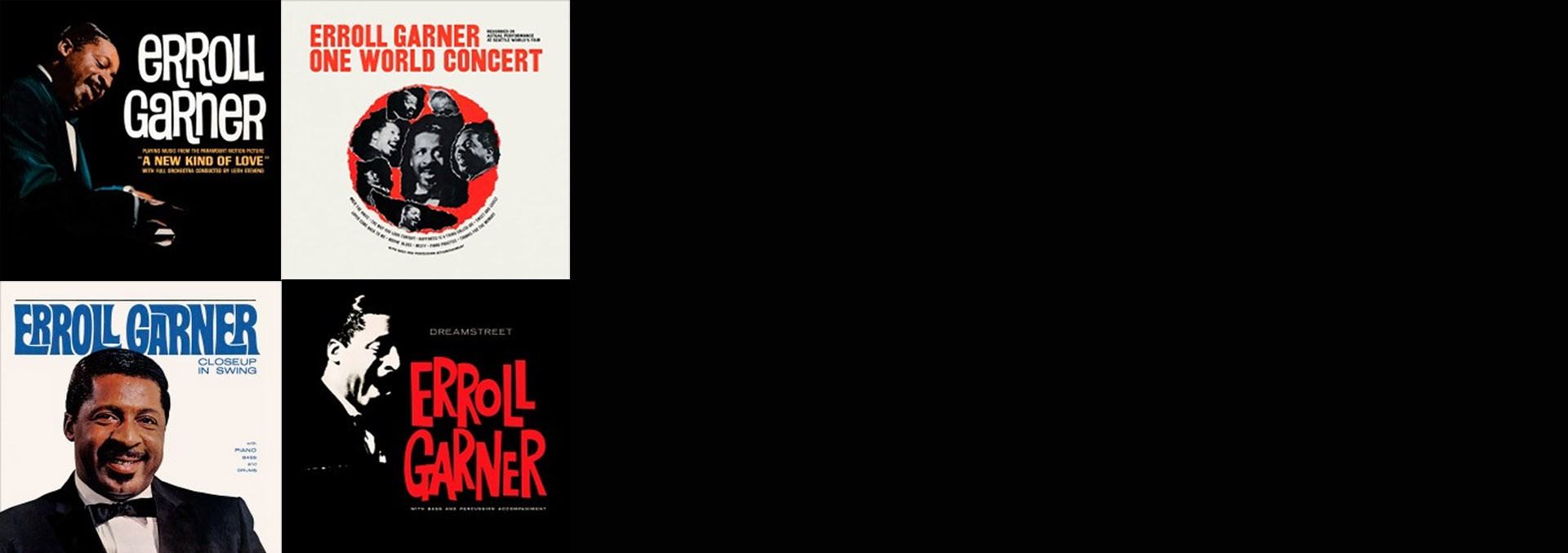 Erroll Garner - Octave Remastered Series